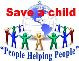 Save a child logo